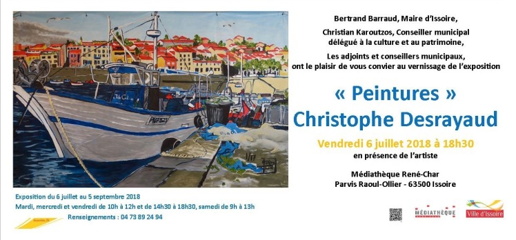 carton invitation.Christophe Desrayaud - copie (1)
