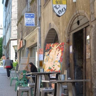 Kaki 3 rue des Chaussetiers